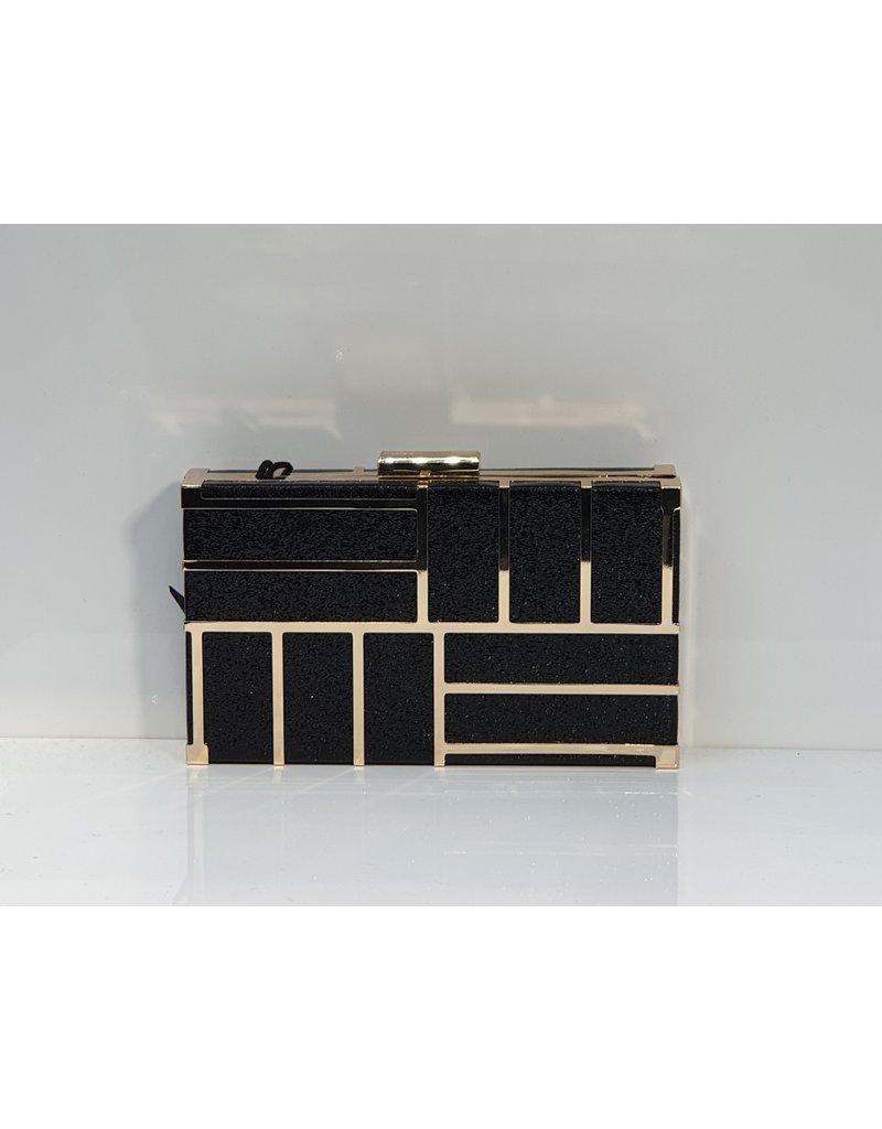 40241434 - Black Clutch Bag