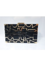40241438 - Black Clutch Bag