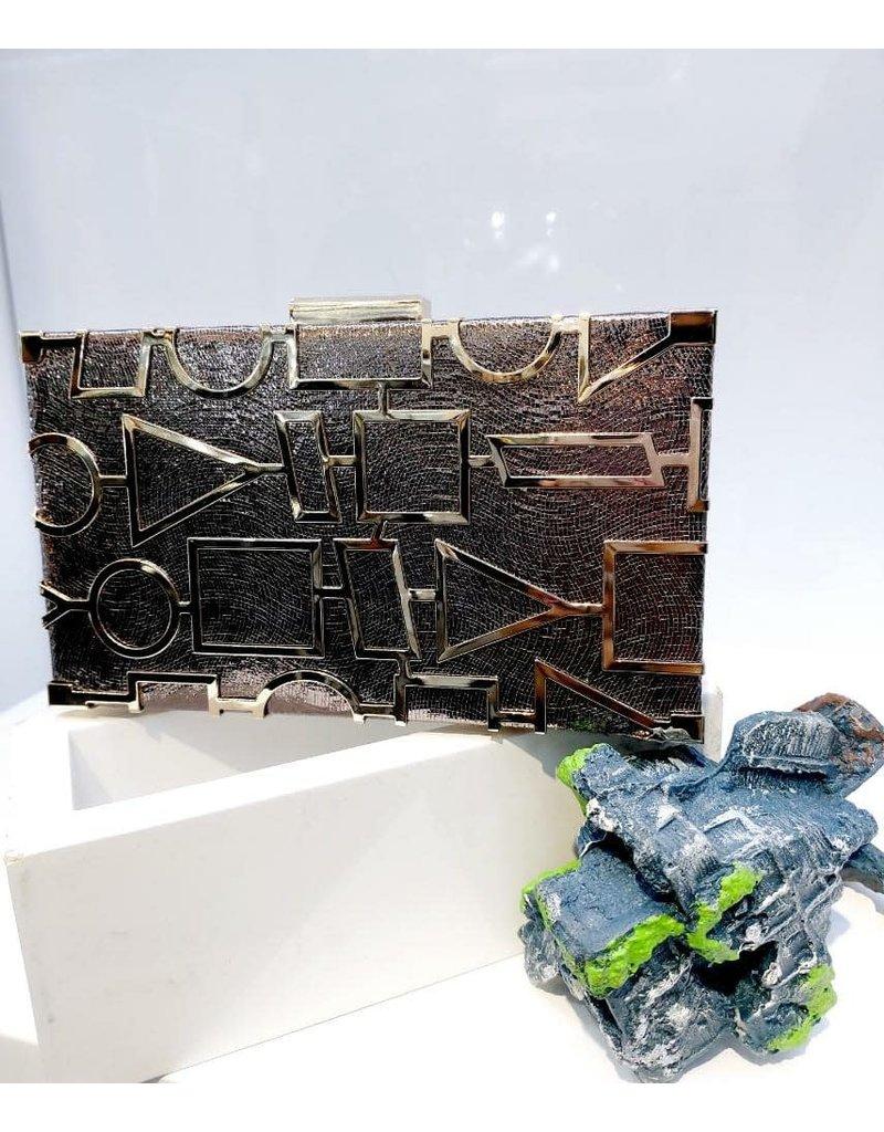 40241441 - Grey Clutch Bag
