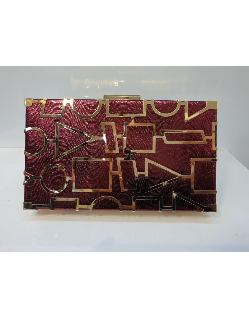 40241440 - Red Clutch Bag