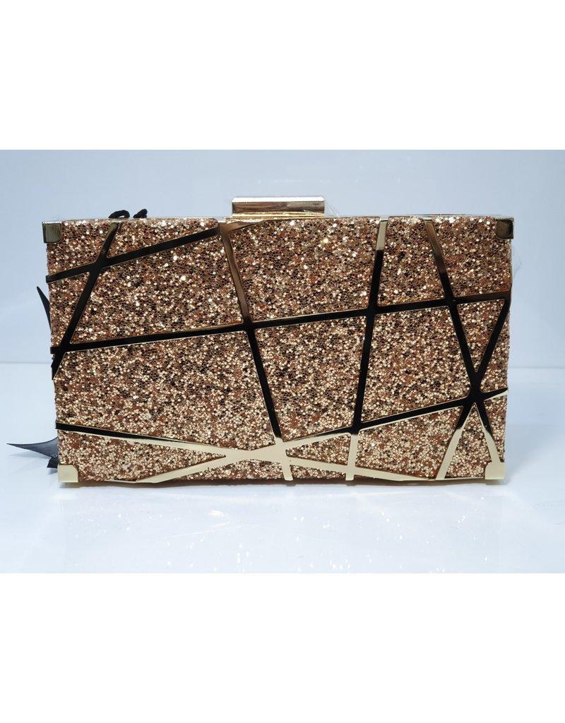 40241447 - Gold Clutch Bag