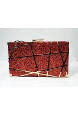 40241449 - Red Clutch Bag
