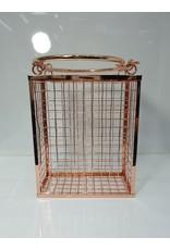 40241451 - Rose Gold Clutch Bag