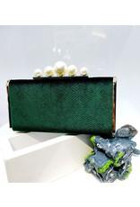 40241454 - Green Clutch Bag