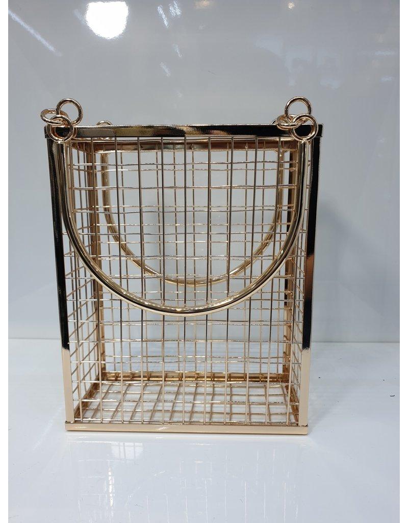40241453 - Pewter Clutch Bag