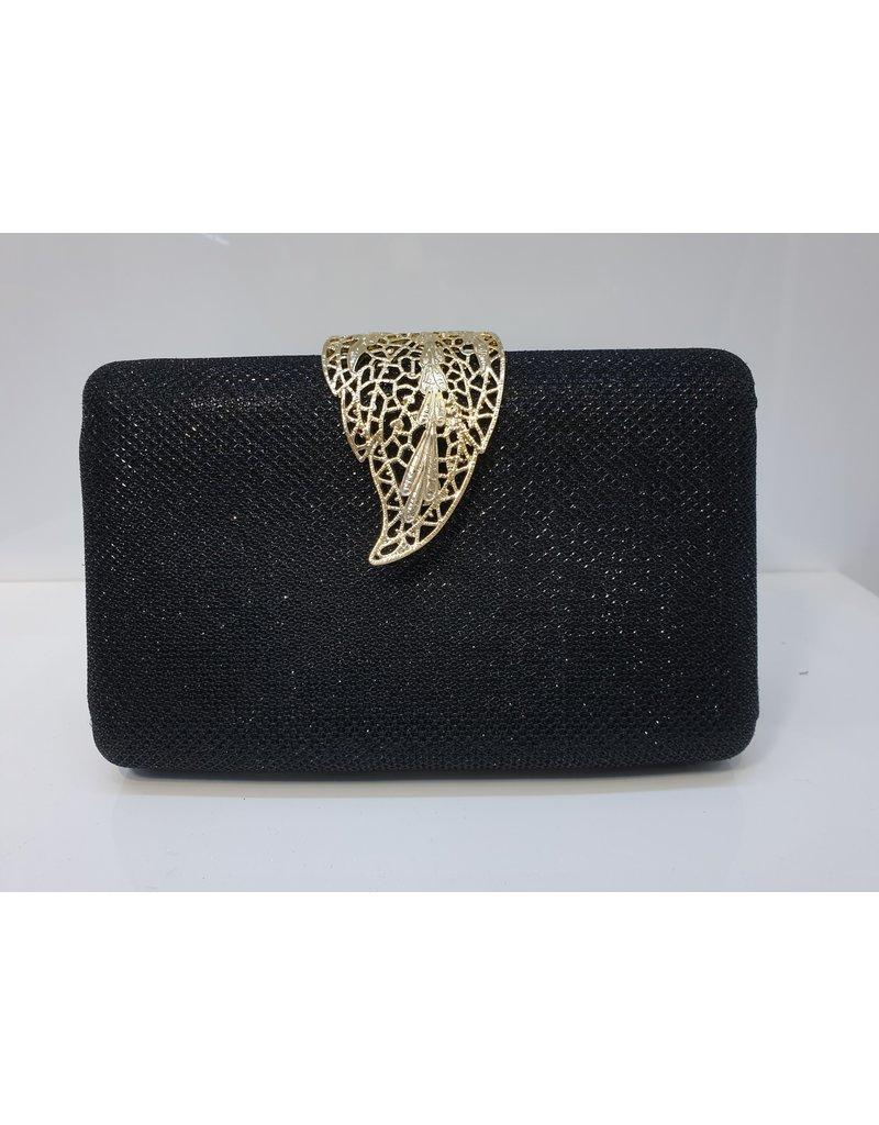 40241459 - Black Clutch Bag