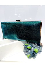 40241473 - Green Clutch Bag