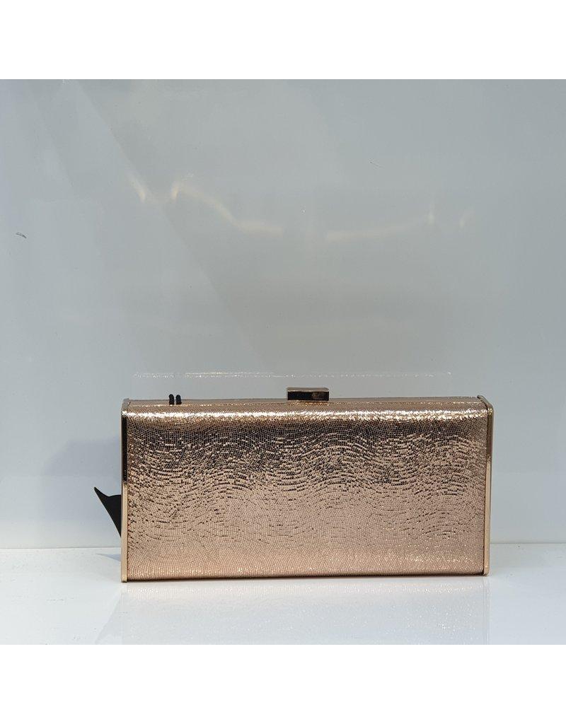 40241474 - Rose Gold Clutch Bag