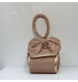 40241476 - Rose Gold Clutch Bag