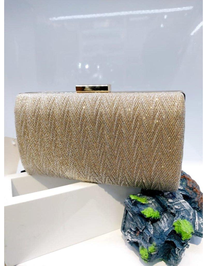 40241478 - Gold Clutch Bag