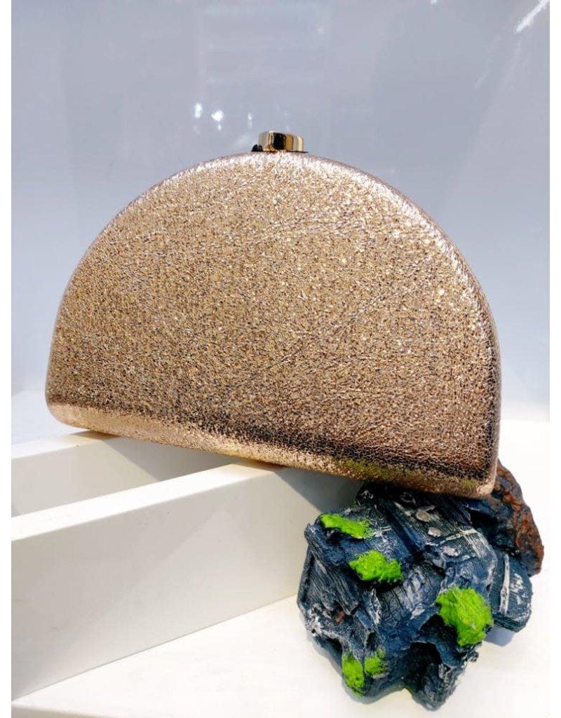 40241479 - Rose Gold Clutch Bag