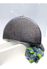 40241481 - Pewter Clutch Bag