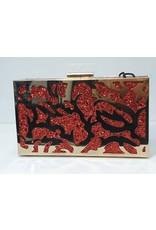 40241483 - Red Clutch Bag