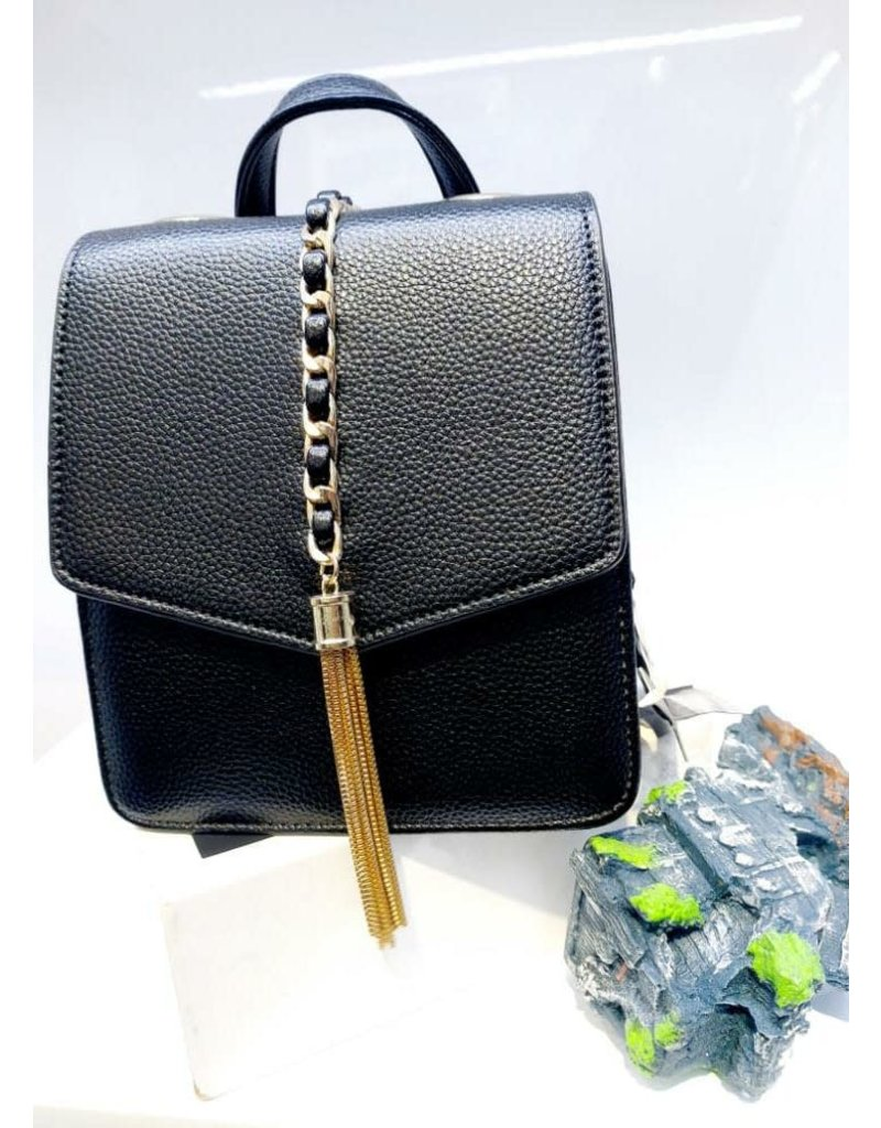 40241486 - Black Clutch Bag