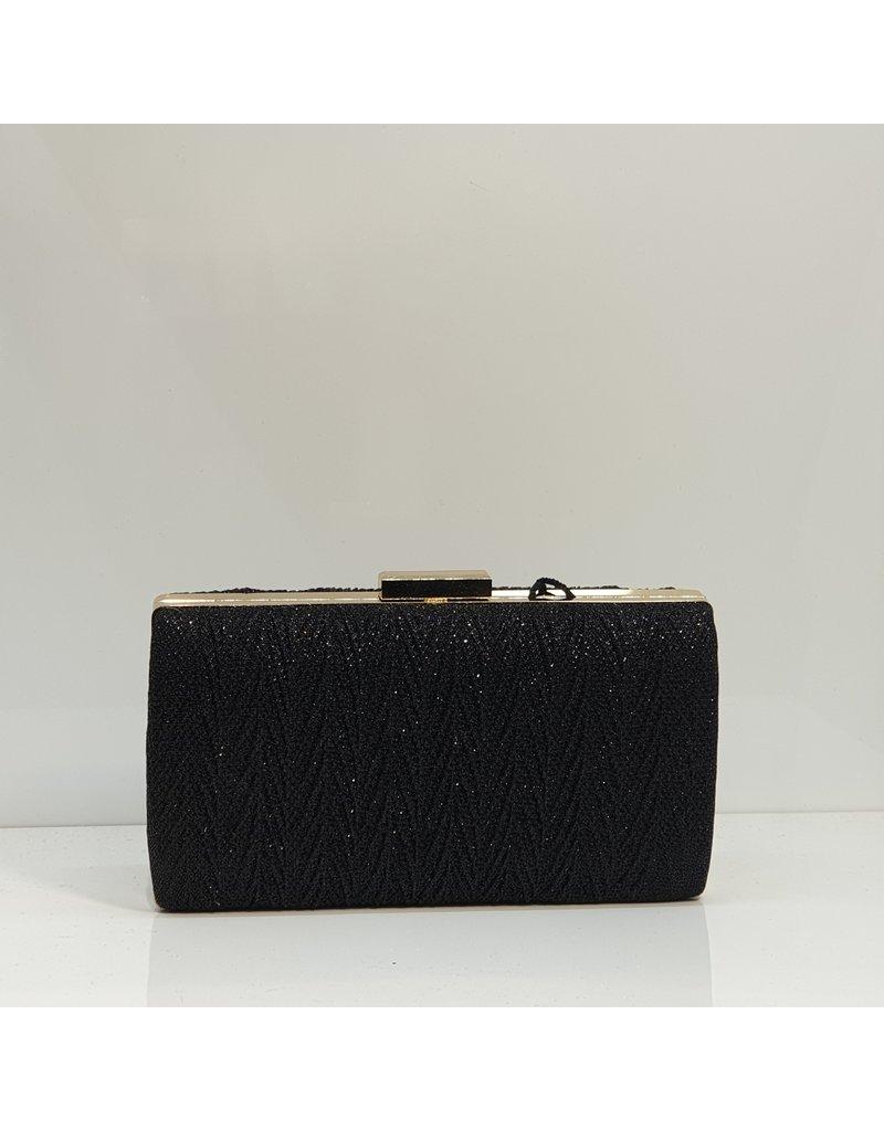 40241477 - Black Clutch Bag