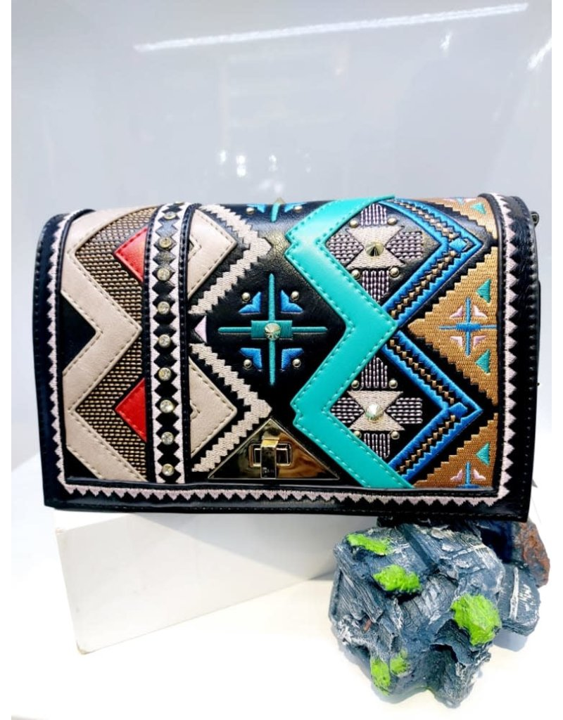 40241490 - Black Clutch Bag