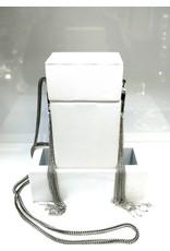 40241202 - Silver Clutch Bag
