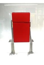 40241201 - Red Clutch Bag