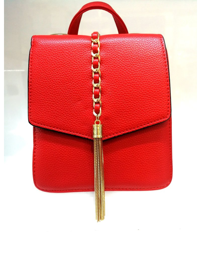 40241213 - Red Clutch Bag