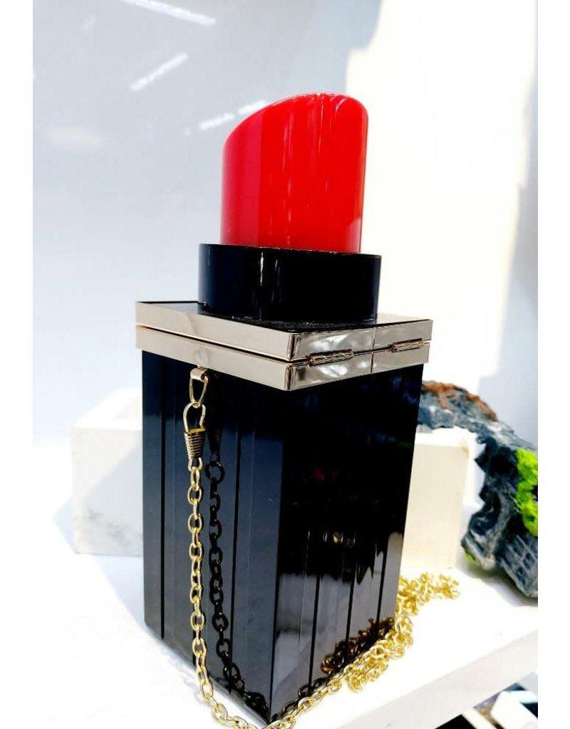 40241218 -  Lipstick Clutch Bag