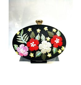 40241225 - Black Clutch Bag