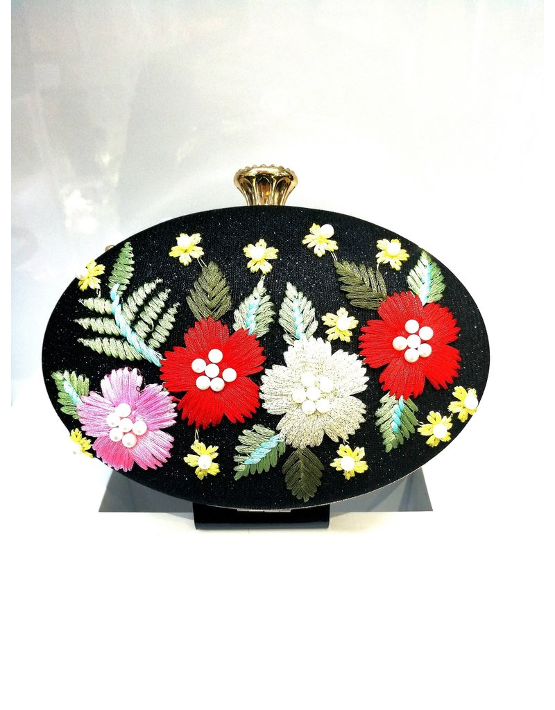 40241225 - Black Clutch Bag