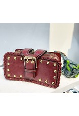 40241237 - Red Clutch Bag
