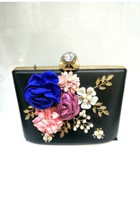 40241247 -  Black Clutch Bag