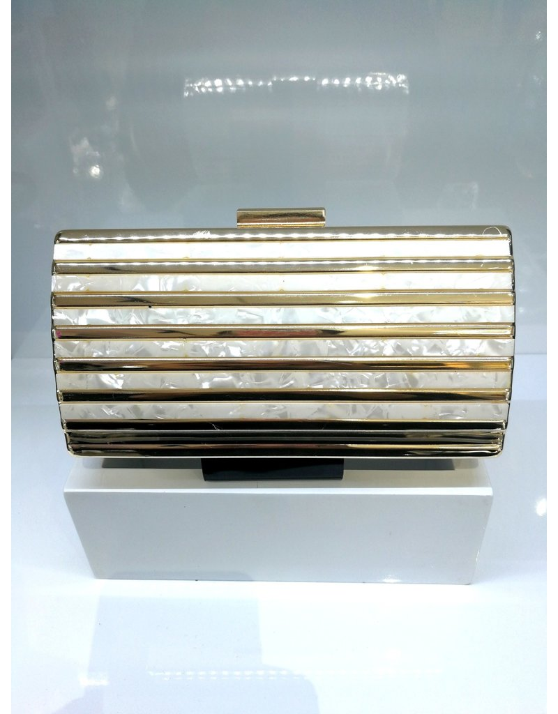 40241254 - Beige Clutch Bag