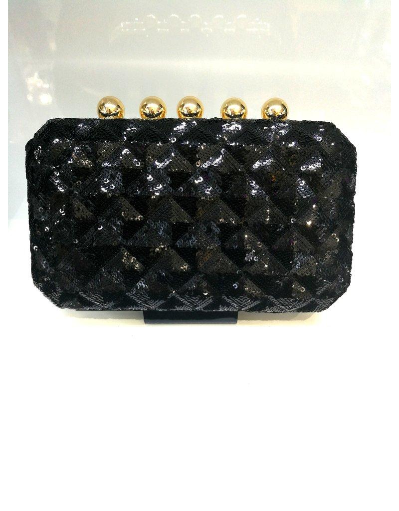 40241264 - Black Clutch Bag