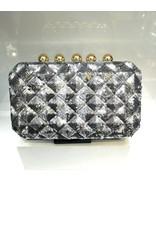 40241265 - Silver Clutch Bag