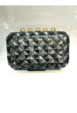 40241266 - Grey Clutch Bag