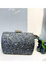 40241270 - Silver Clutch Bag