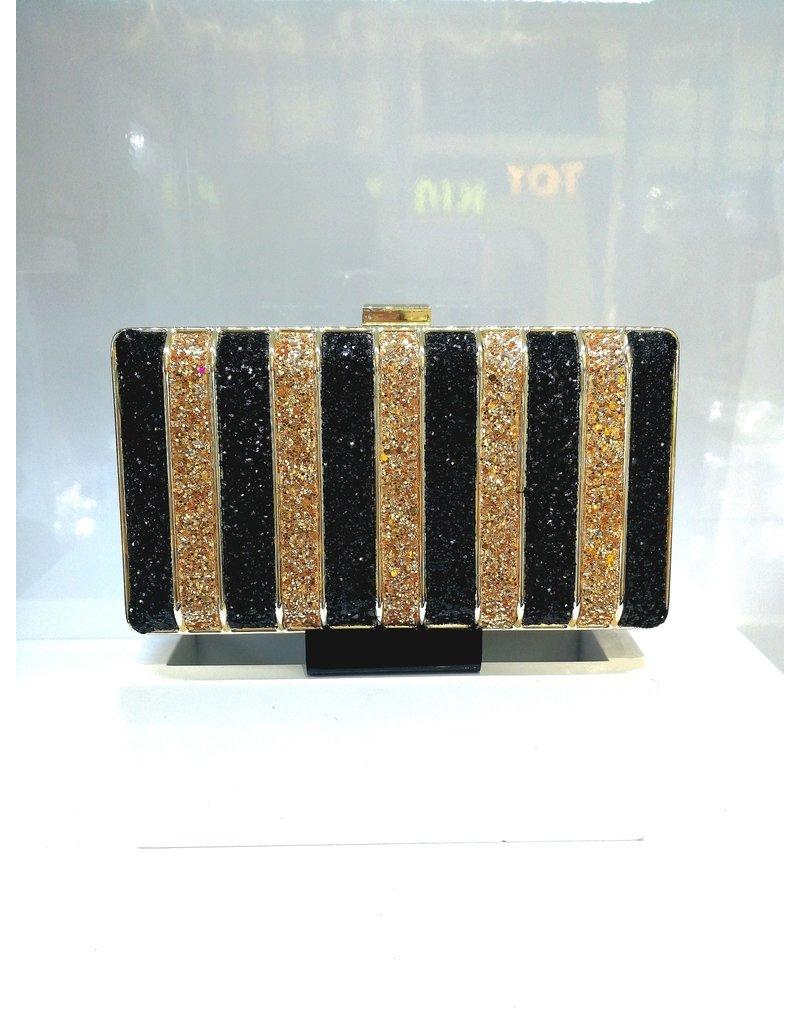 40241275 - Black Clutch Bag