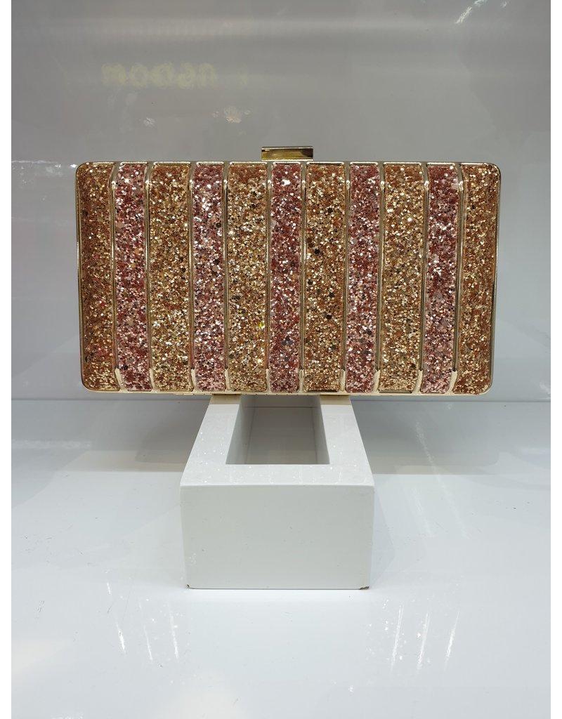 40241276 - Gold Clutch Bag