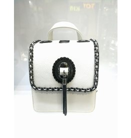 40241304 - White Sling/Clutch Bag