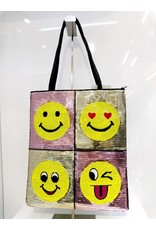 40241322 - Smiley Clutch Bag