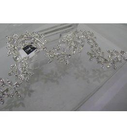 Silver Hair Piece -  50310338