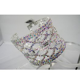 Silver Hair Piece -  50310381