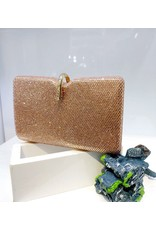40241404 - Rose Gold Clutch Bag