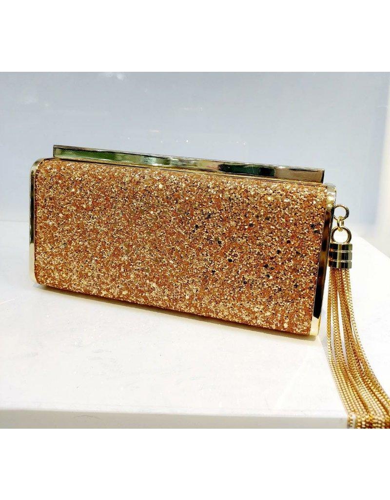 40241408 - Gold Clutch Bag