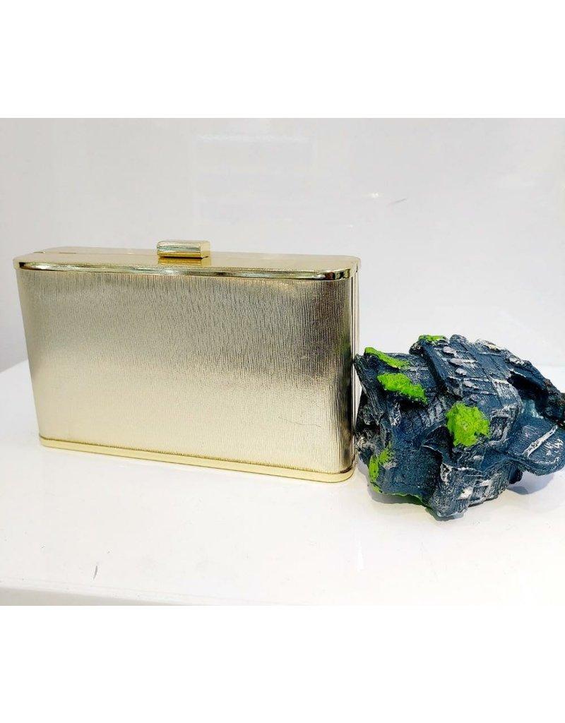 40241406 - Gold Clutch Bag