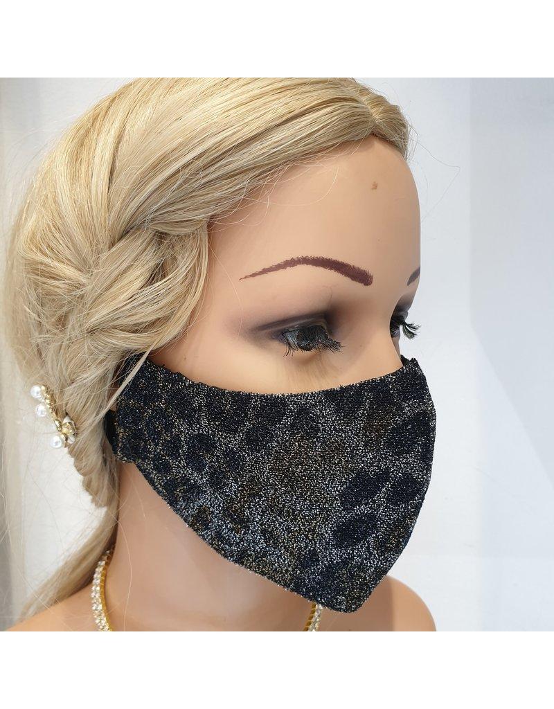 60250125 - Sc Gold/Black Mask