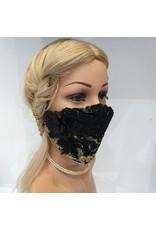60250142 - Fec Black Leaf Mask