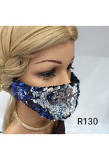 MSA0002 - Blue Large 3 Layer Mask