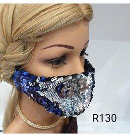 MSA0002 - Blue Large 3 Layer Mask