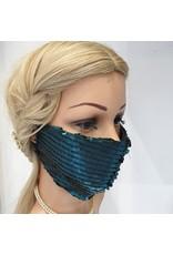 60250120 - Sec Green Mask