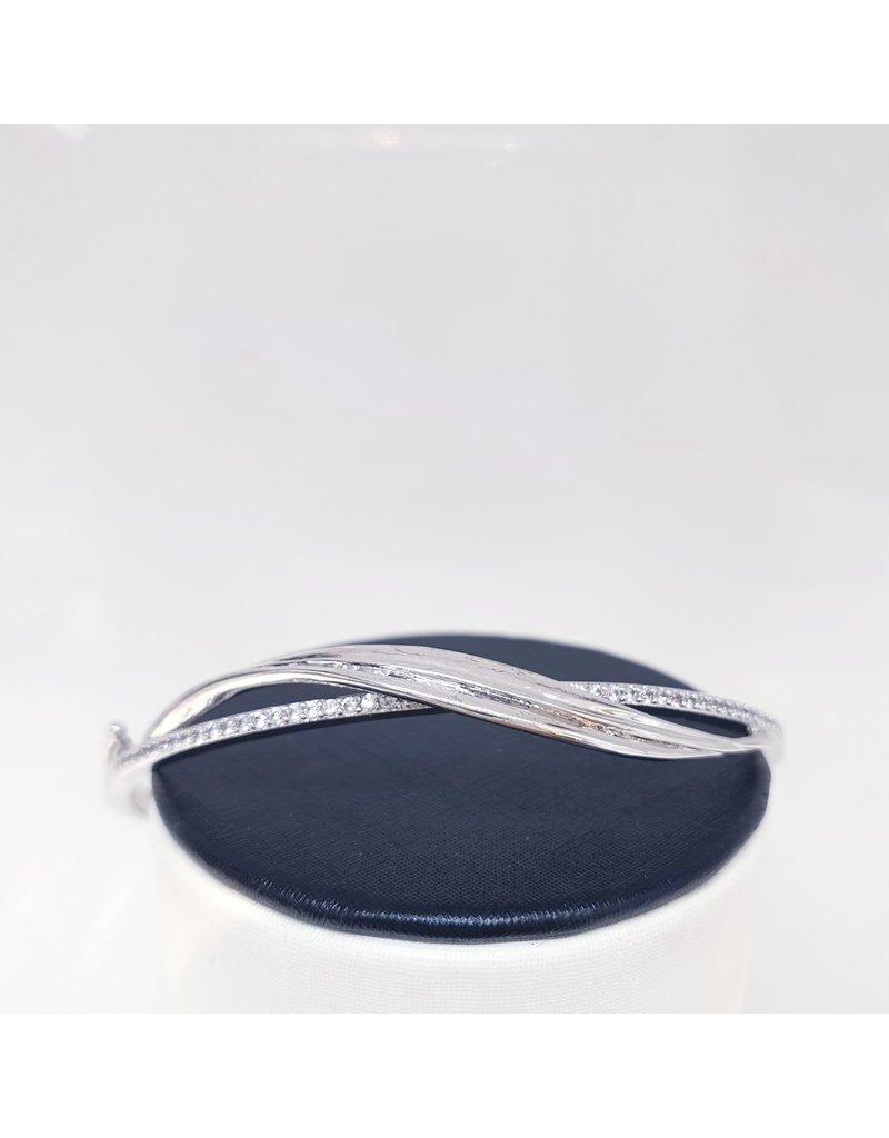 C11 - Silver Bangle