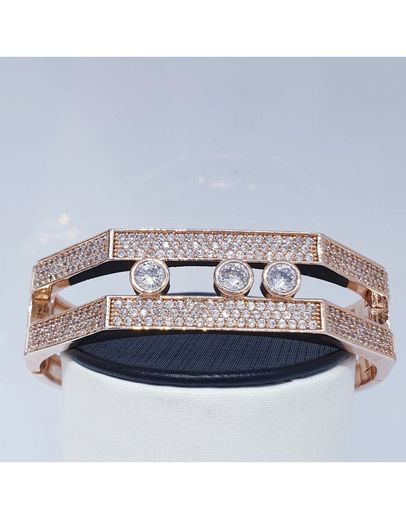 C19 - Rose Gold Bangle