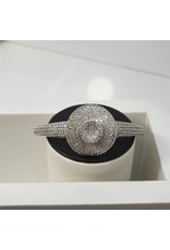 C59 - Silver Bangle